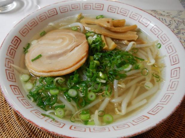 板蔵塩ラーメン(3)