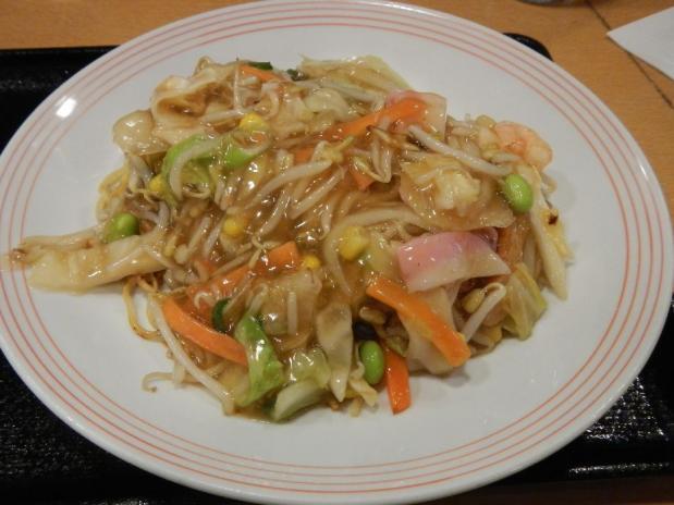 太麺皿うどん (1)