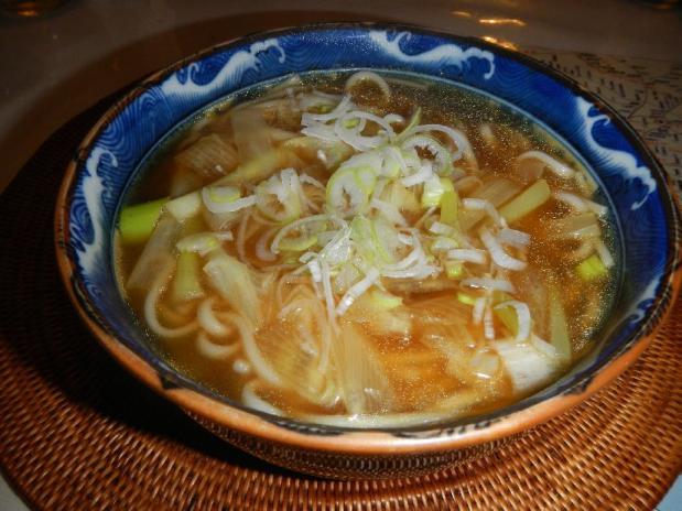 いも煮カレーうどん (4)