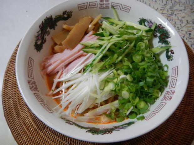 冷やし坦々麺 (3)