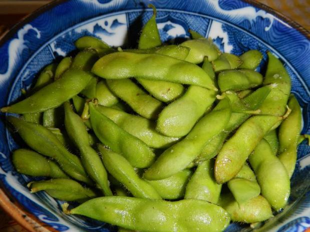 くろさき茶豆 (4)