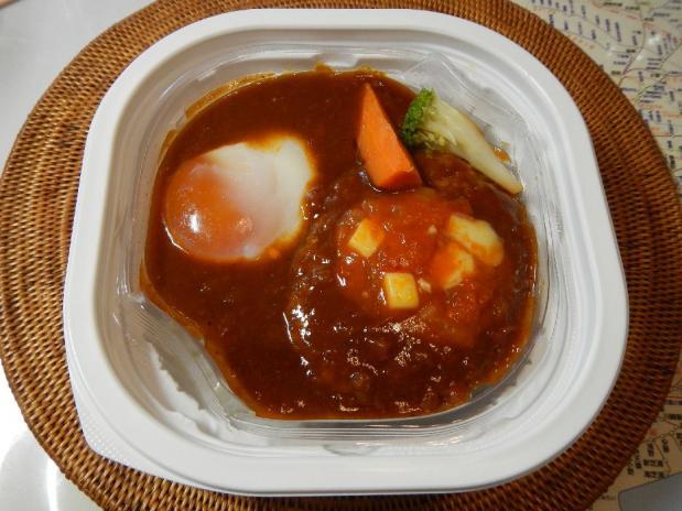 ロコモコ丼 (1)