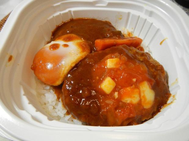 ロコモコ丼 (2)