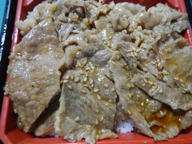 叙々苑焼き肉弁当 (7)