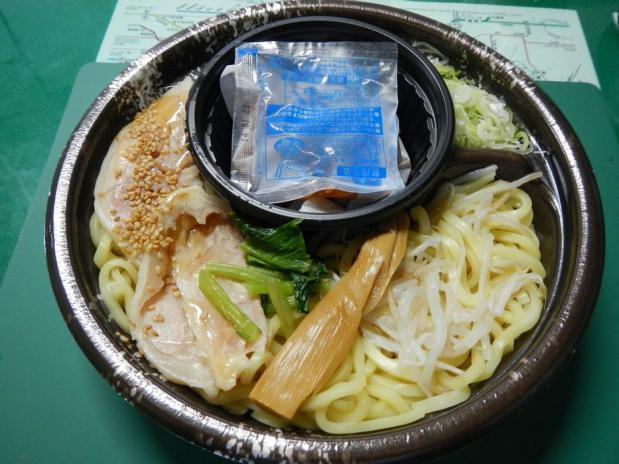 一燈冷やしつけ麺 (2)