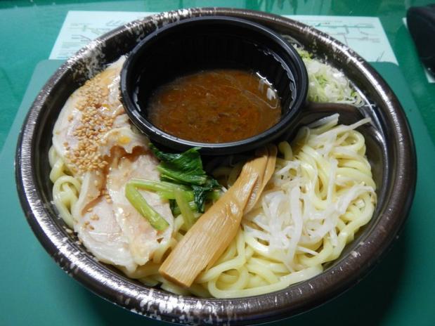 一燈冷やしつけ麺 (3)