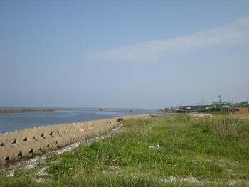 横浜町の海1
