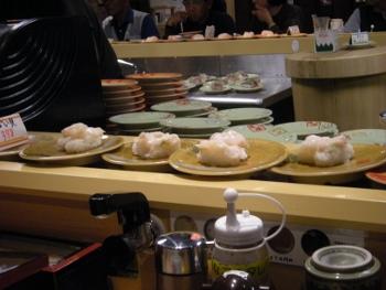 回転寿司弁慶