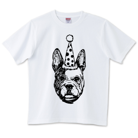 French Bulldog_t(white)