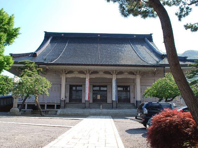 a7北海道東本願寺別院本堂