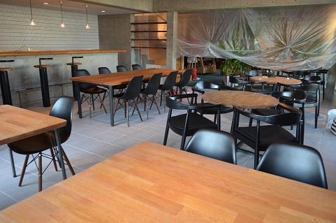 喫茶店改造計画椅子