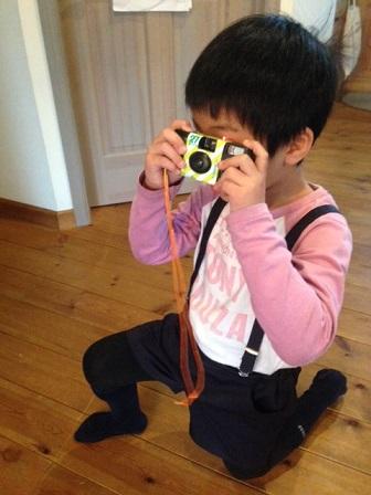 カメラマン遠足