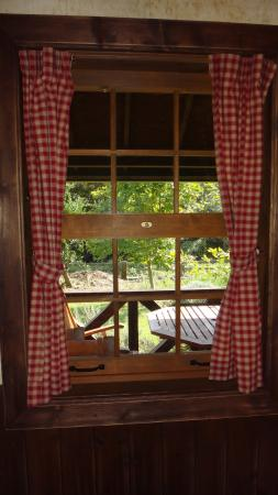木製上げ下げ窓