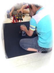 ロボット体験002