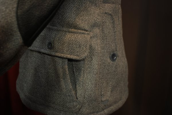 MFB-1831 マッキーノライドジャケット