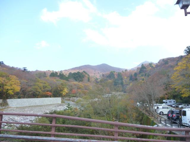 2013年大山の紅葉