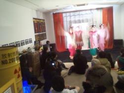 ダンス イノチコア展 2014 2月8日