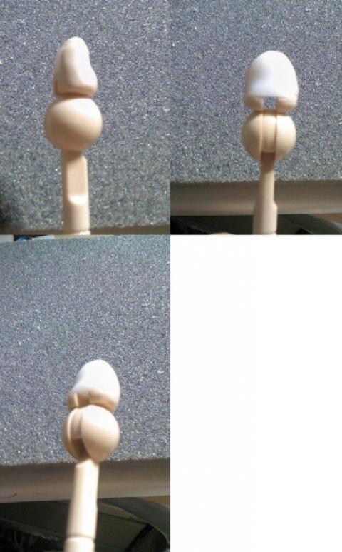 ハンド改造