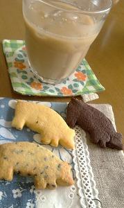 三匹のこぶたクッキー
