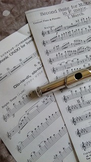 久々の楽譜