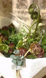 2013母の日の花束