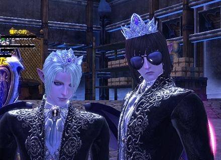 王子様2人