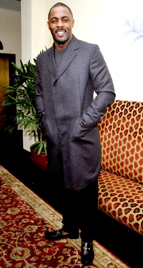イドリス・エルバ(Idris Elba):グッチ(GUCCI)2