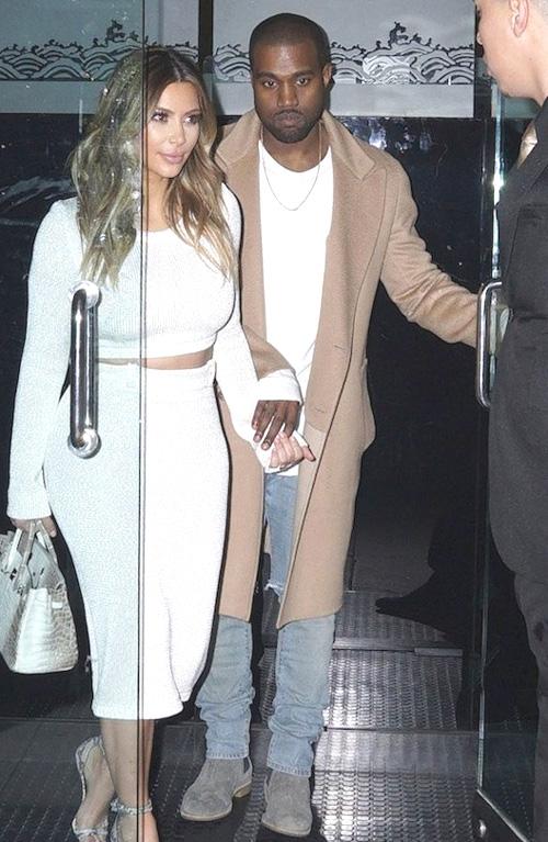 カニエ・ウェスト(Kanye West):メゾン マルタン マルジェラ×エイチ&エム(Maison Martin Margiela with H&M)/ボッテガ ・ヴェネタ(BOTTEGA VENETA)