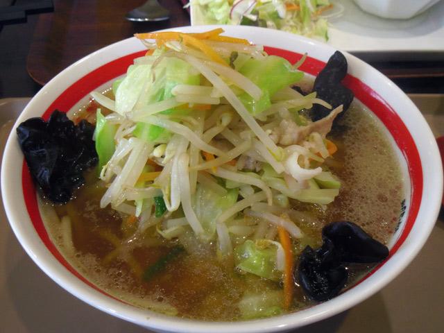 ちゃんぽん亭(野菜1日盛り)