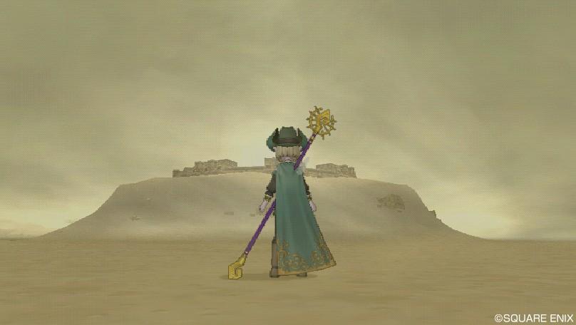 ゴブル砂漠西3