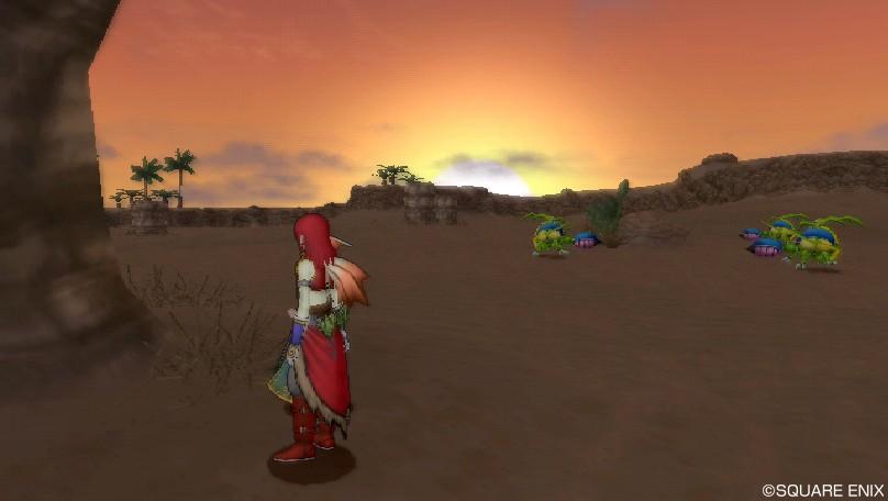 ゴブル砂漠西5