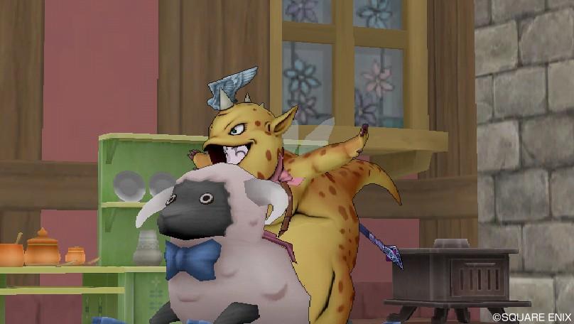 プスゴン3(ゆらゆら羊)