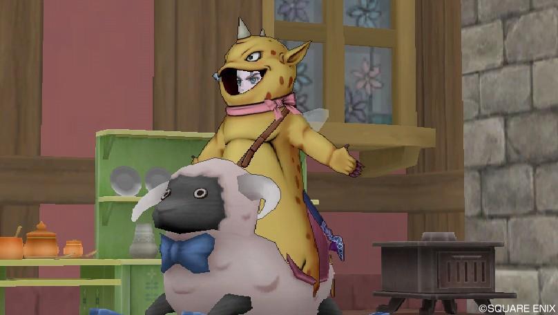 プスゴン2(ゆらゆら羊)