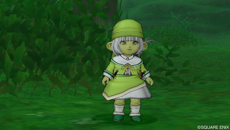 緑のドワ子