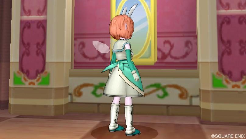スカート変更②