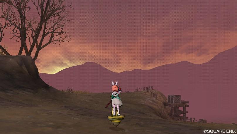 ダラズ採掘場(紫)