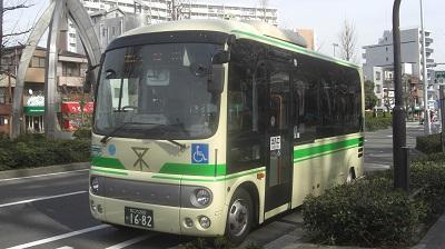 51号系統天保山行き
