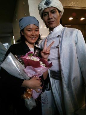 松井瀬奈ちゃんとペルシャの王子