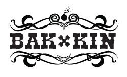 BAKKINロゴ
