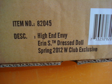 High End Envy Erin S.