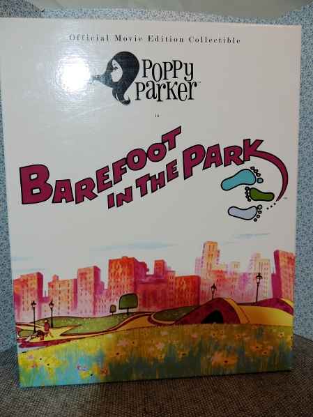 Barefoot in the park Poppy Parker