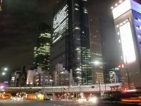 ORAGA@新橋・20140930・交差点