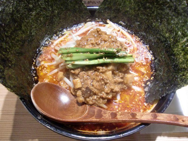 いちなり@勝どき・20141016・担々麺