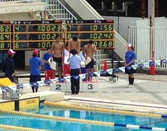 H250722水泳表彰台玉置