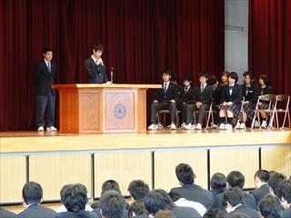 H250507生徒会立会演説会