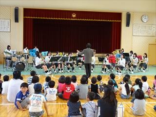 H250518吹奏楽部コンサート1