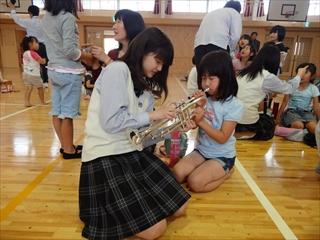 H250518吹奏楽部コンサート2