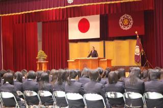 H25入学式