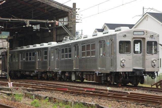 水間鉄道 東急7000系 1