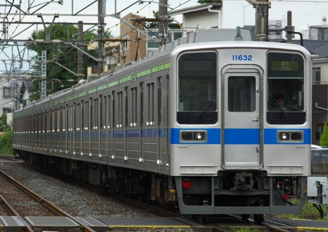 東武野田10030系